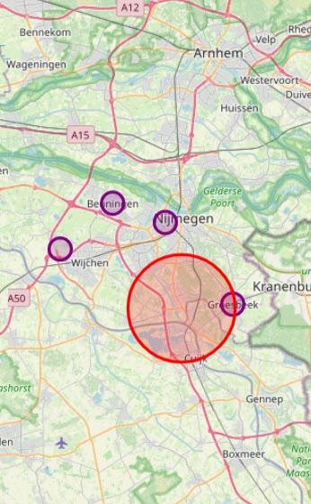 postcode geotargeting